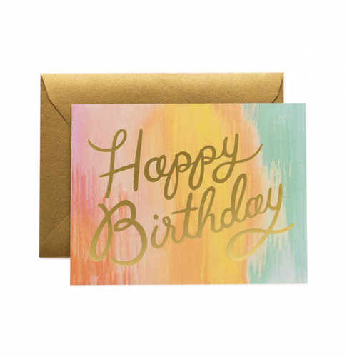 [Rifle Paper Co.] Sorbet Birthday Card