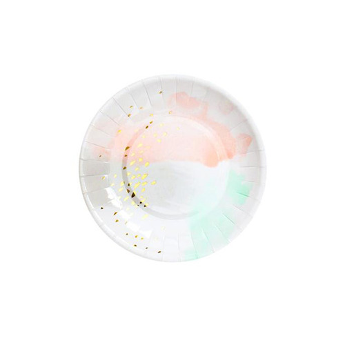 [Harlow&Grey] Day dream Plates_S(8pcs)