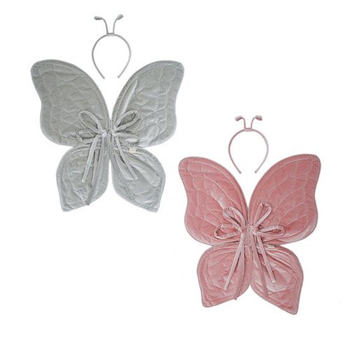 [Numero74] Butterfly Wing&Hair band(2colors)