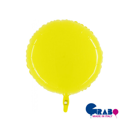 [Grabo balloon] Shiny Balloon_yellow