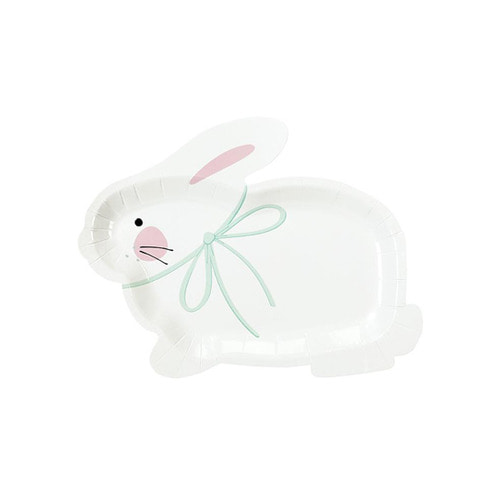 [Talking Tables] Bunny Plates(8pcs)