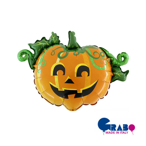[Grabo balloons] Linky Scary Pumpkin