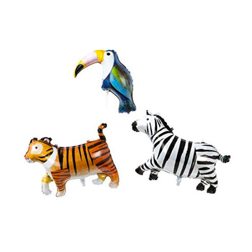 [헬륨벌룬] Animal Balloons set(3pcs)