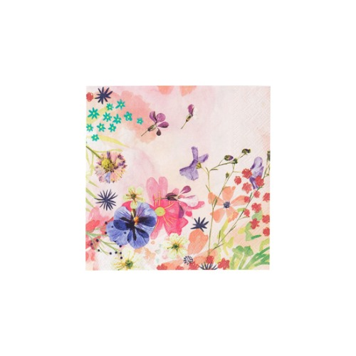 [Talking Tables] Blossom Party Cocktail Napkins(20pcs)