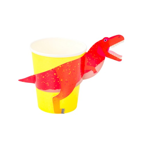 [Talking Tables] Dino party cups(8pcs)