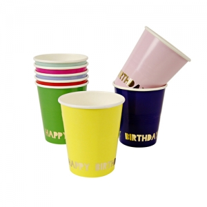 [MeriMeri]Happy Birthday Party Cups(8pcs)