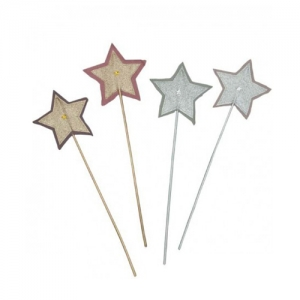 [Numero74]Glitter star magic wand(4colors)