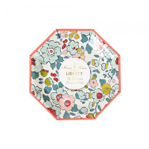 [MeriMeri]Liberty Party Plates(8pcs)