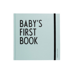 [Design Letters] Baby's First Book_Mint