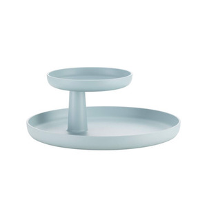 [VITRA] Rotary Tray Ice Grey
