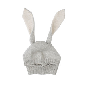 [oeuf 16fw] animal hat_rabbit