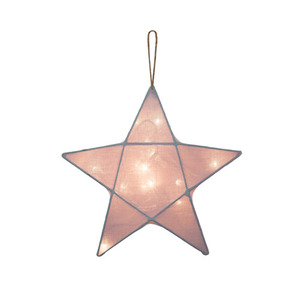 [Numero74] Star lantern L_Dusty pink