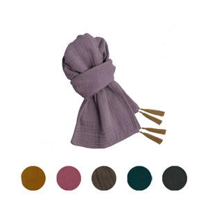 [Numero74] Scarf_Vivid(6colors)