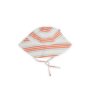 [oeuf 17ss] Baby hat_multi stripe