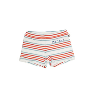 [oeuf 17ss] Swim trunk_multi stripes