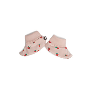 [oeuf layette 17ss] bootie_strawberries(발싸개)