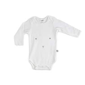 [oeuf layette 17ss] tee onesie_bunny