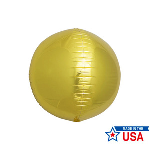 [Northstar balloons] 3D shape_Gold