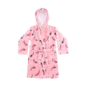 [soft gallery 17ss] Bathrobe_Chili