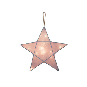 [Numero74] Star lantern S_Dusty pink