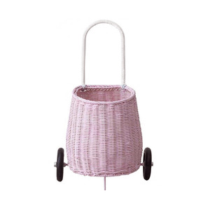 [olli ella] Luggy Basket_Pink