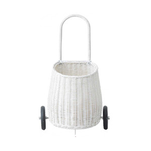 [olli ella] Luggy Basket_White