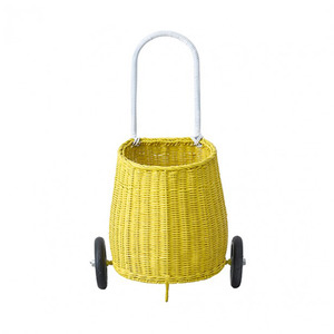 [olli ella] Luggy Basket_Yellow