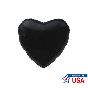 [Northstar balloons] Heart_black