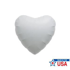[Northstar balloons] Heart_white