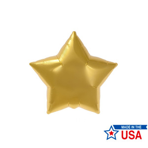 [Northstar balloons] Star_gold