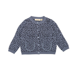 [soft gallery 17fw] Mio Cardigan_blue