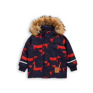 [mini rodini 17fw] K2 Dog Parka