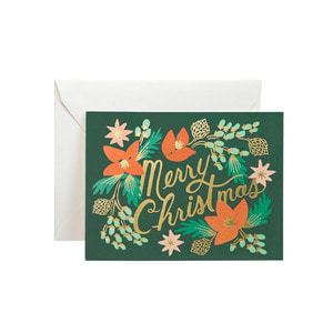 [Rifle Paper Co.] Wintergreen Christmas