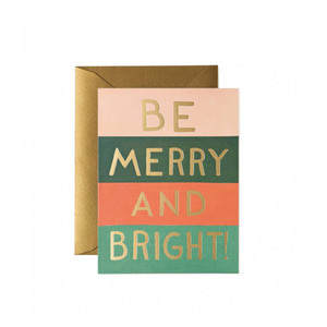[Rifle Paper Co.] Be Merry & Bright Colors