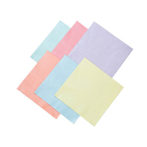 [Talking Tables] We ♥ Pastels Pastel Napkins (16pcs)