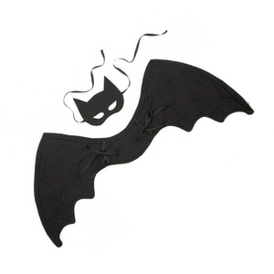 [Numero74] Bat Wings and Mask