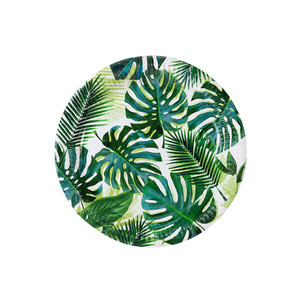 [Talking Tables] Palm leaf Plates(8pcs)