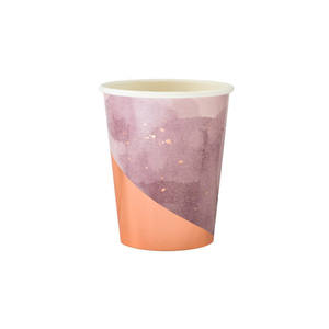 [언패키지드] Light Purple&Pink Cups(8pcs)