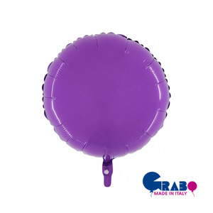 [Grabo balloon] Shiny Balloon_purple