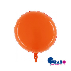 [Grabo balloon] Shiny Balloon_orange