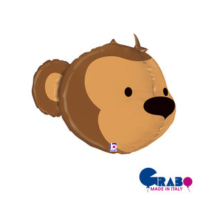 [Grabo balloons] 3D Animal_monkey
