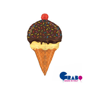 [Grabo balloons] 3D Icecream