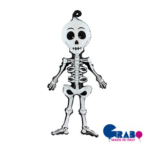 [Grabo balloons] Linky Scary Skeleton