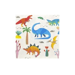 [Talking Tables] Dino Party Napkins(20pcs)
