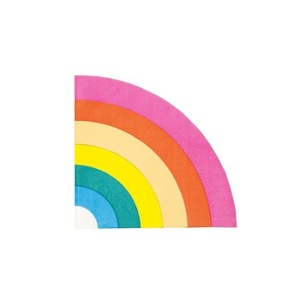 [Talking Tables] Rainbow Party Napkins(16pcs)