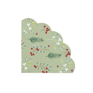 [Talking Tables] Botanical Berry Napkin(20pcs)