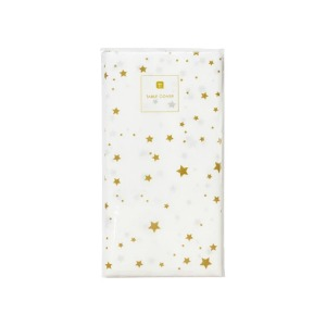 [Talking Tables] Star Gold Table Cover