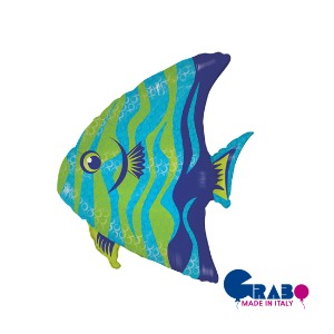 "[Grabo balloons] Angel Fish 28"" (49x58cm)"